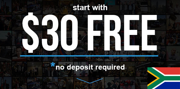 Forex no deposit bonus south africa